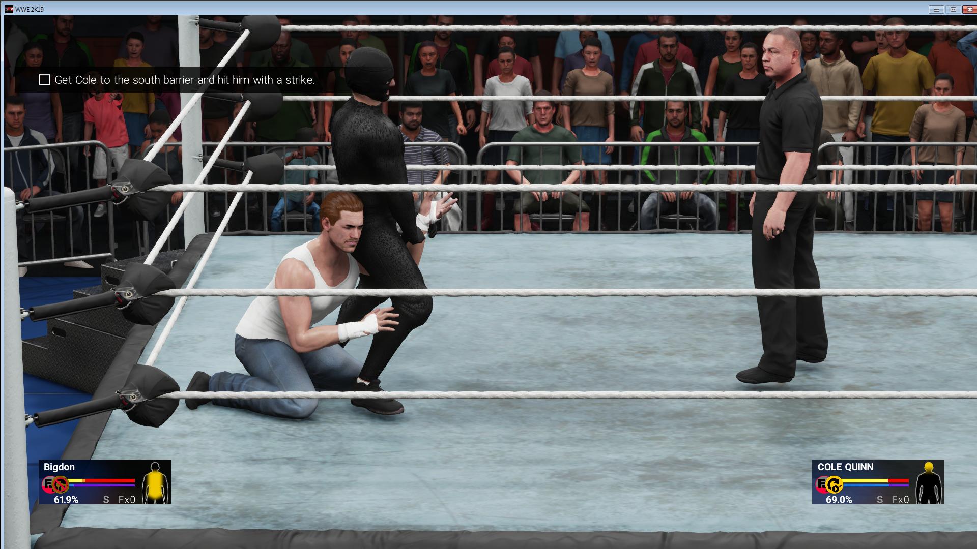 WWE 2K19 Crack Status | CrackWatch