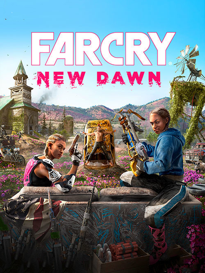 Far Cry: New Dawn Crack Status | CrackWatch