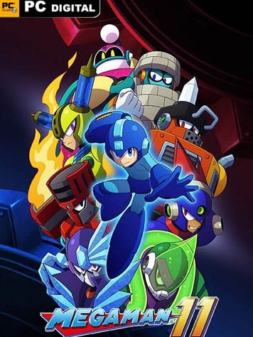 Mega Man 11 Crack Status | CrackWatch