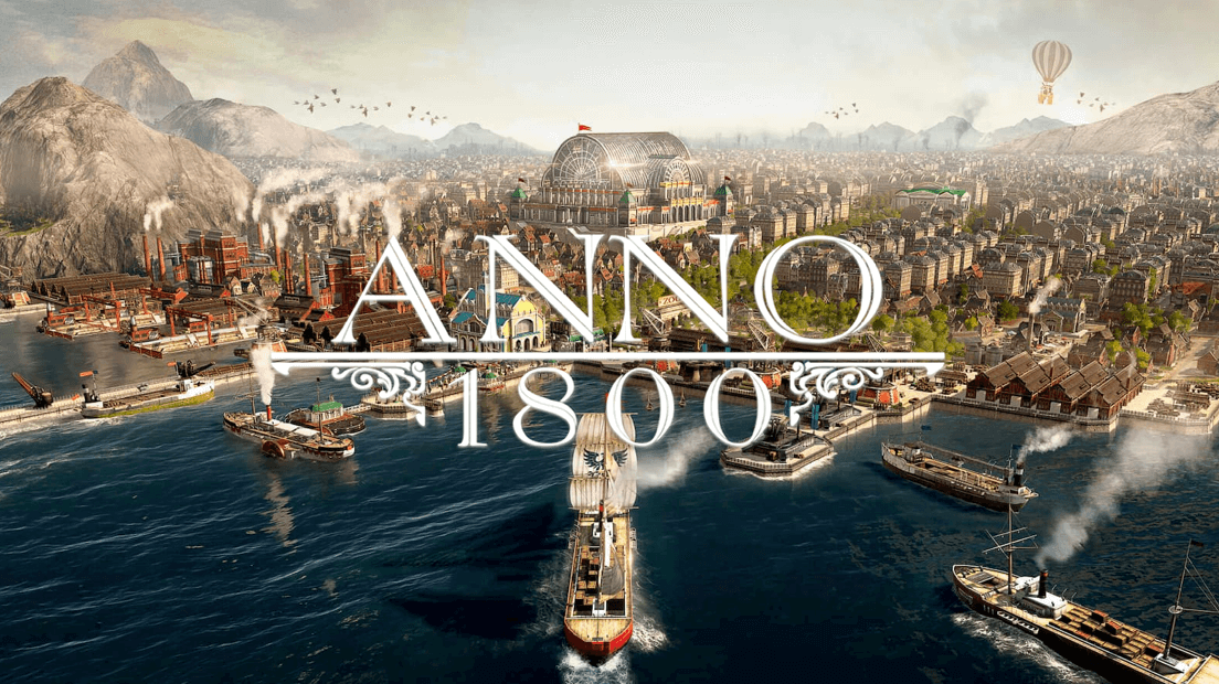 Anno 1800 Crack Status | CrackWatch