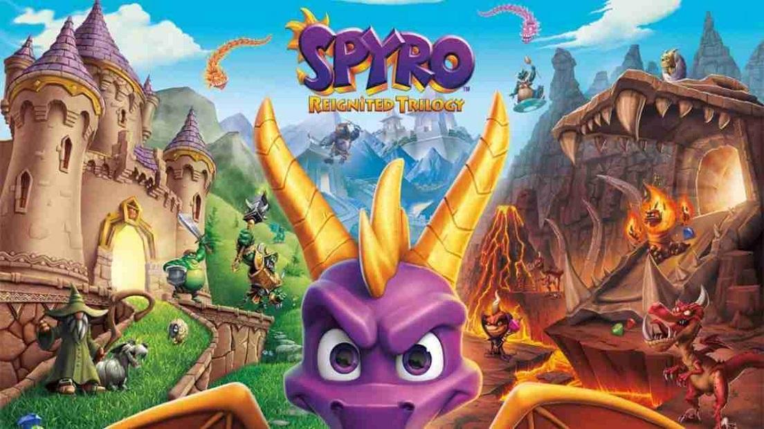 Spyro Reignited Trilogy Crack Status | CrackWatch