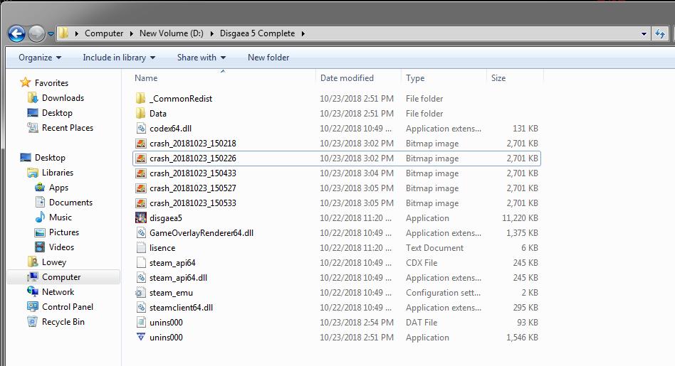 Disgaea 5:Complete Crack Status | CrackWatch