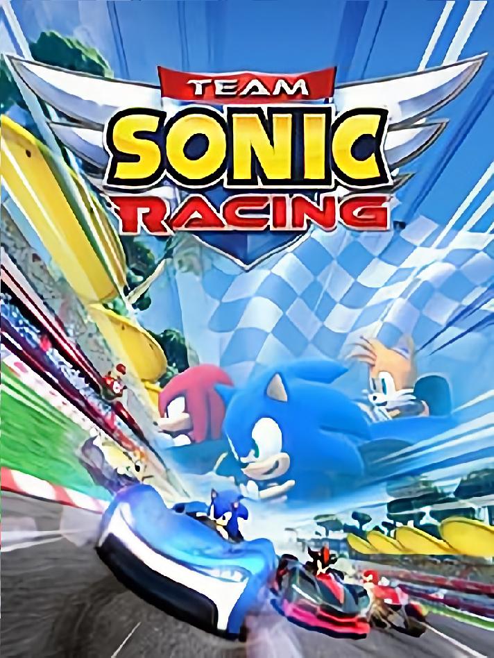 Team Sonic Racing Crack Status | CrackWatch