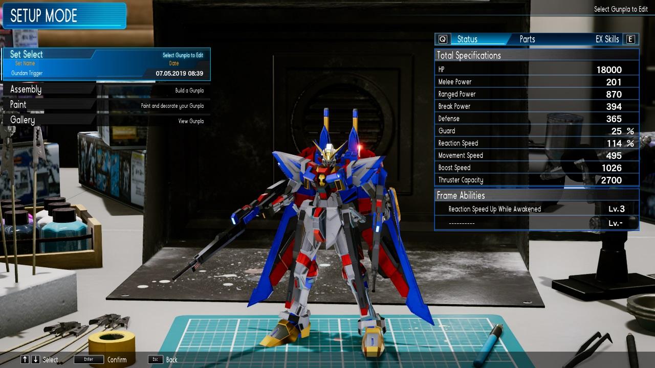 New Gundam Breaker Crack Status   CrackWatch
