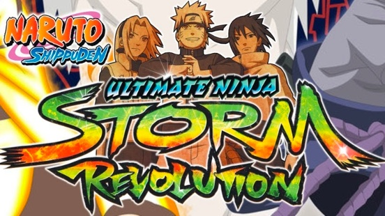 naruto shippuden ultimate ninja storm revolution pc crack only