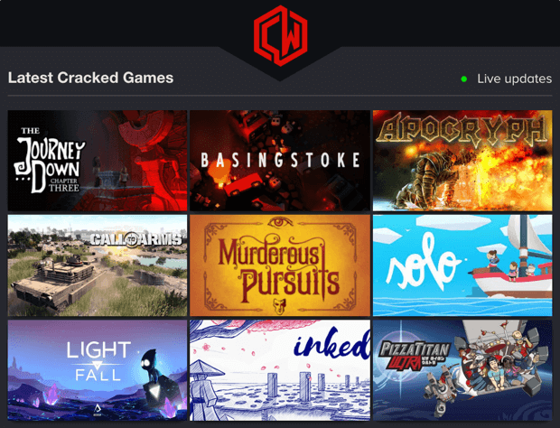 play cracked games on steam